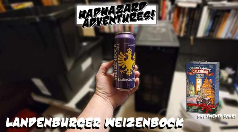 BAC2020 Day 25 – Landerburger Weizenbock