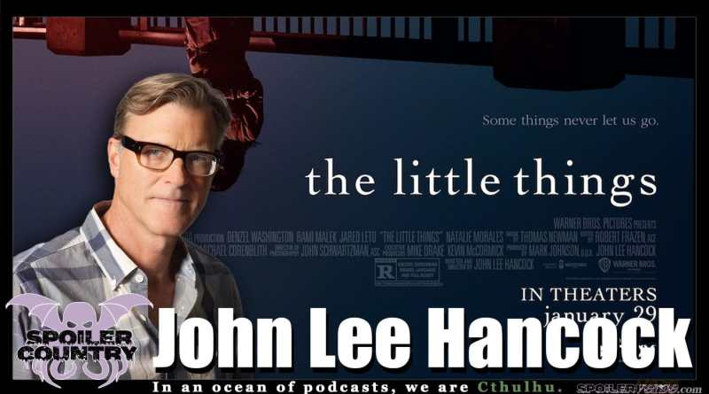 John Lee Hancock – The Little Things (Out 1/29/2021)