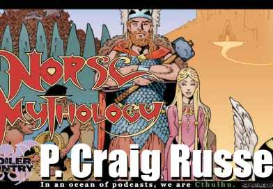 P. Craig Russell talks Neil Gaiman's Norse Mythology and more!