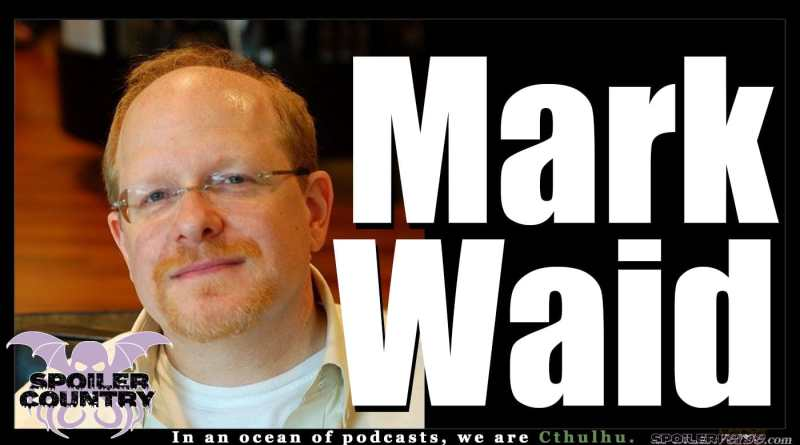 Mark Waid talks The Hero Initiative, Thrillbent, Humanoids and more!