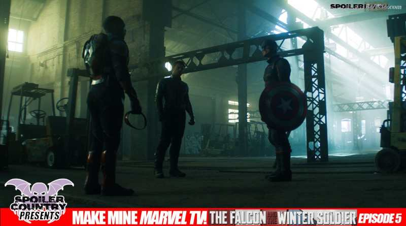 Make Mine Marvel TV: Falcon and the Winter Soldier Episode 05 Reaction