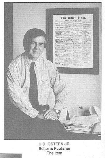 Hubert D. Osteen, Jr.