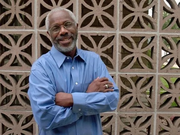 """Frazier recounts the lives of slaves in """"Behind God's Back."""" Photo Credit: Post and Courier"""