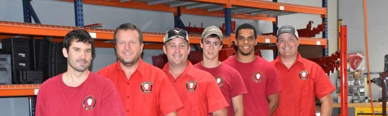 Poultry Hawk team
