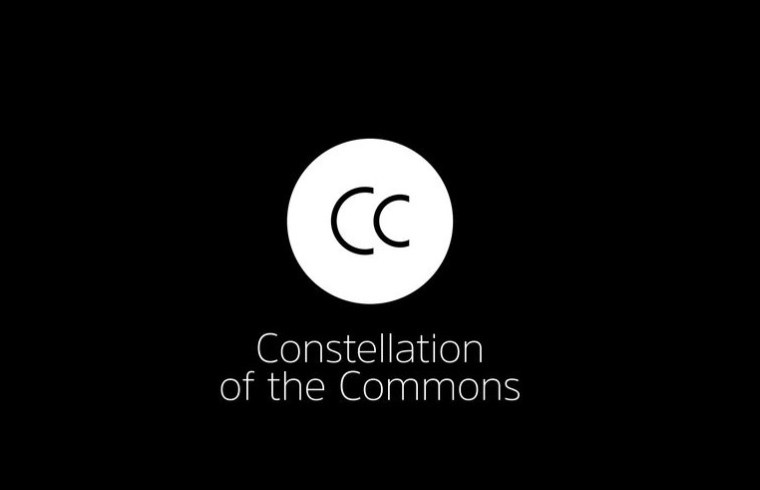 Constellation fo the commons Logotipo