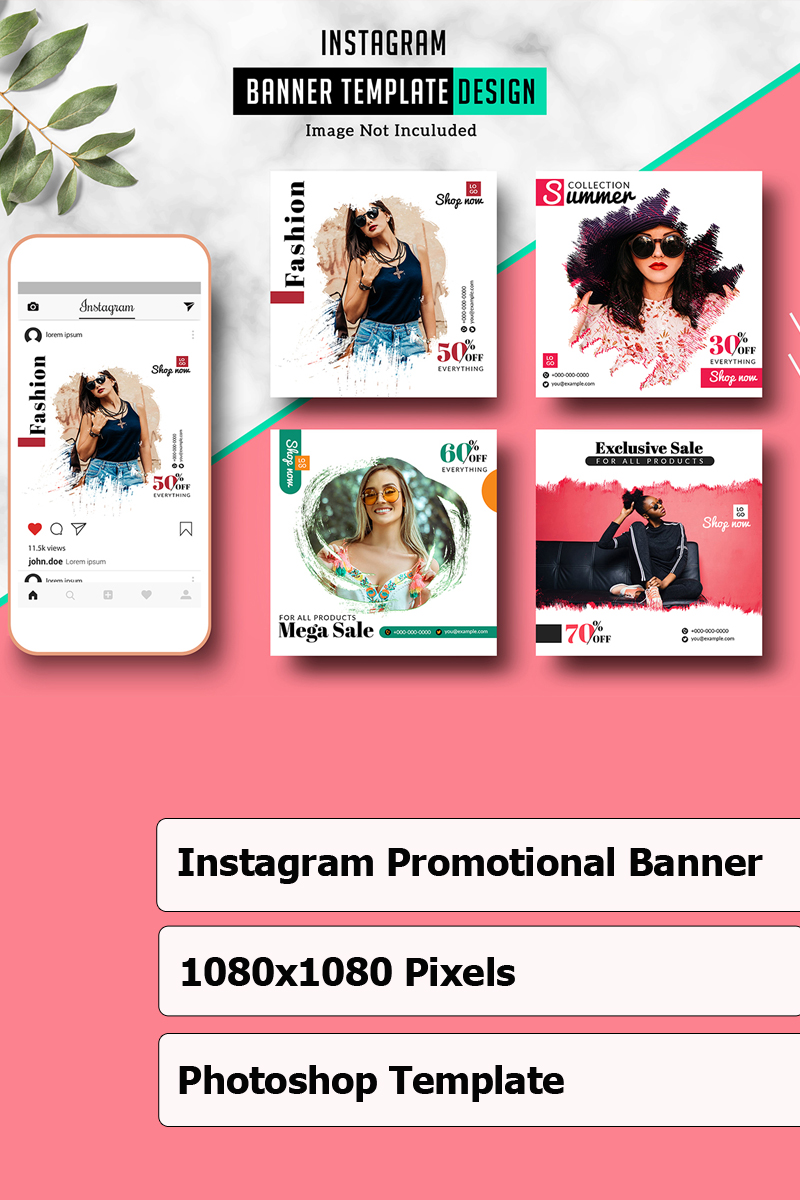 Sistec Instagram Banner Social Media