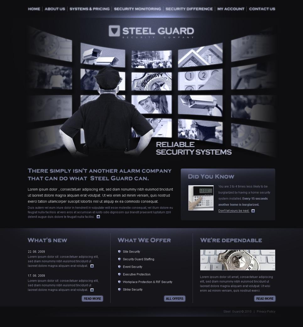 Web Developer Security