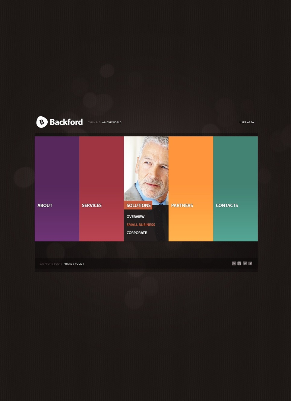 business holding company template web design templates website