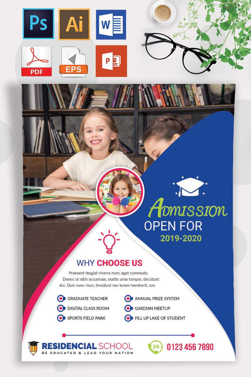 School Flyer Vol-02
