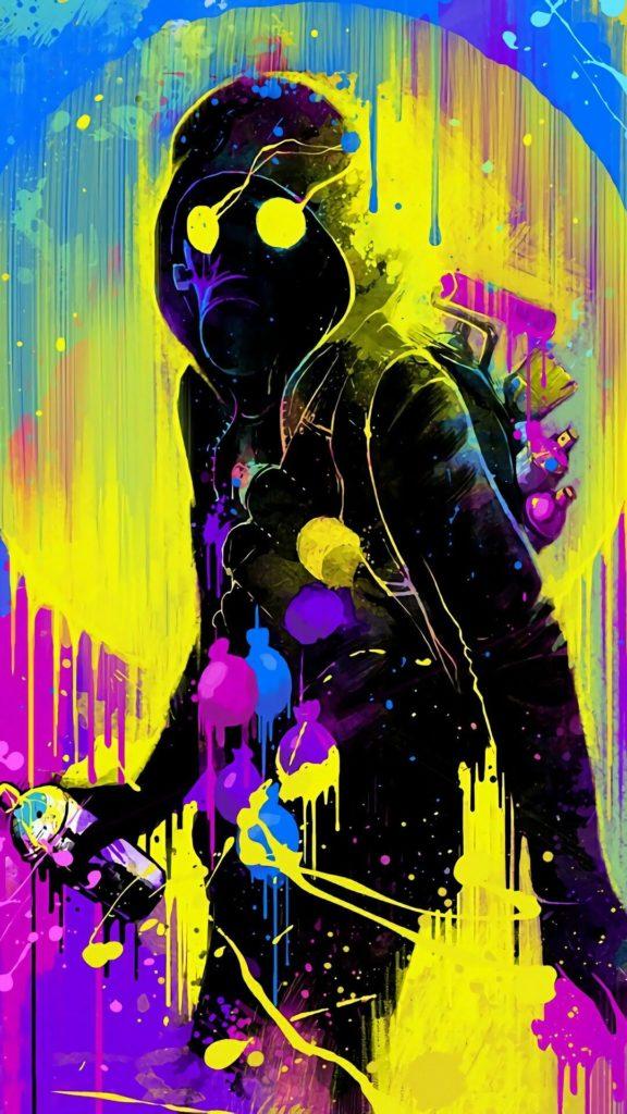 graffiti phone wallpaper