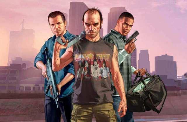 GTA 5: immagini 4K della versione per PC