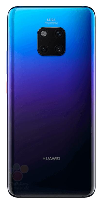 Huawei Mate 20 Pro Offizielle Bilder Des Neuen Triplecam Flaggschiffs Winfuture De