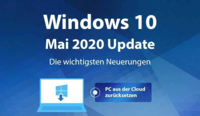 Windows 10 May 2020 Update: The Most Important New Features