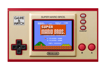 New retro handheld shows what it can do