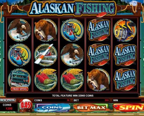 kiosk.scr888 Alaskan Fishing Slot Game In iBET1