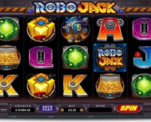 SCR888 Free Download Robo Jack Slot Machine Game! 1