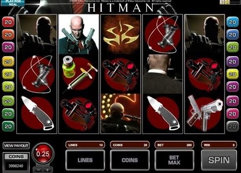 hitman-slot-game-play