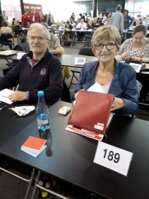 Bertrand Audrain et Dominique Delcourt