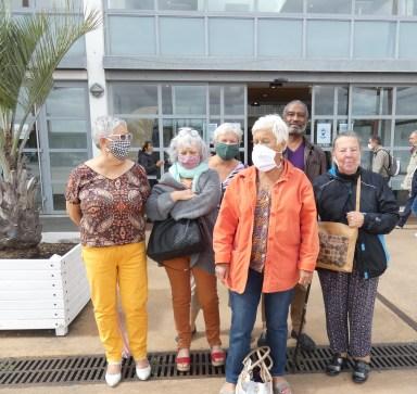 la rochelle (9) groupe 2 masque