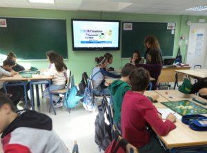 Sabadell Escola Carme 6è A-B 2017-2018