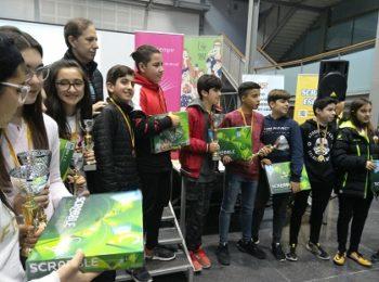 Elx,(Alacant) prèvia, 3r Campionat de Scrabble Escolar valencià 2018 1r cicle(1r-2n d'ESO)