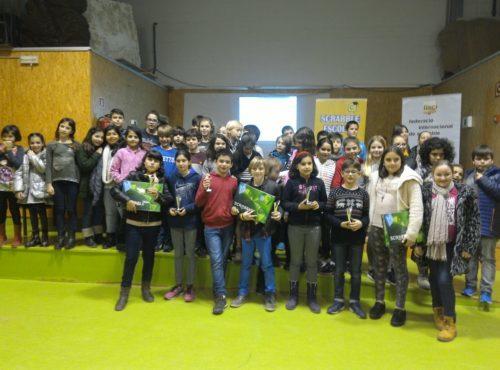 Prèvia Sabadell 5è Torneig de Scrabble Escolar de  2016