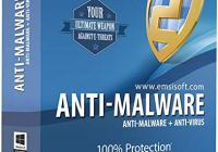 Emsisoft Anti-Malware 2020.4.1.10107 Crack License Key Free Download (Mac/Win)
