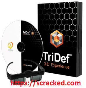 TriDef 3D 7.5 Crack Full Torrent With Activation Code Full Version [2020]