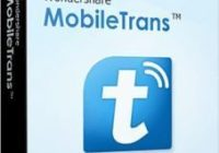Wondershare MobileTrans 8.1.0 Crack Latest Key 2020 Download (Mac/Win)
