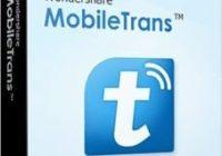 Wondershare MobileTrans 8.1.0 Crack Latest Key 2020 Download (Mac/Win)