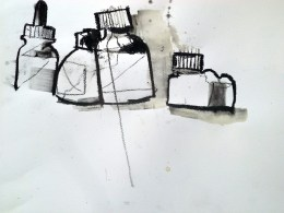 ink-pots