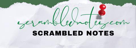 ScrambledNotes