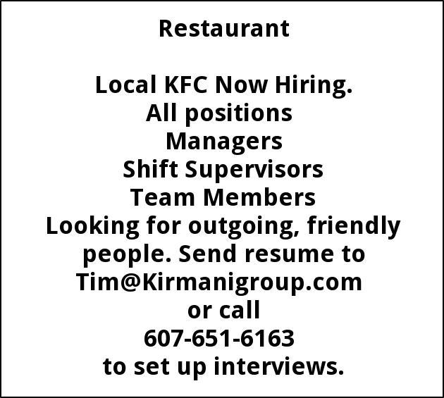 Image Result For Kfc Job