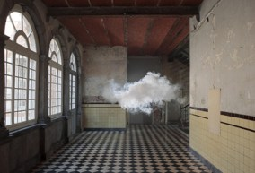 Photo of Nimbus D'Aspremont (2012) by Berndnaut Smilde
