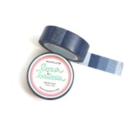 "Washi tape ""DEGRADADO MARINO"""