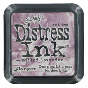 Tinta Distress «Milled Lavender» MINI