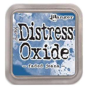 Tinta Distress Oxide «Faded Jeans»