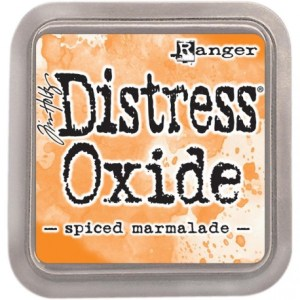 Tinta Distress Oxide «Spiced Marmalade»