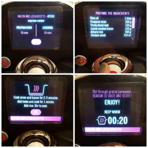 tefalcook4me screens