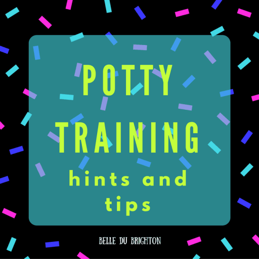 potty training dos donts