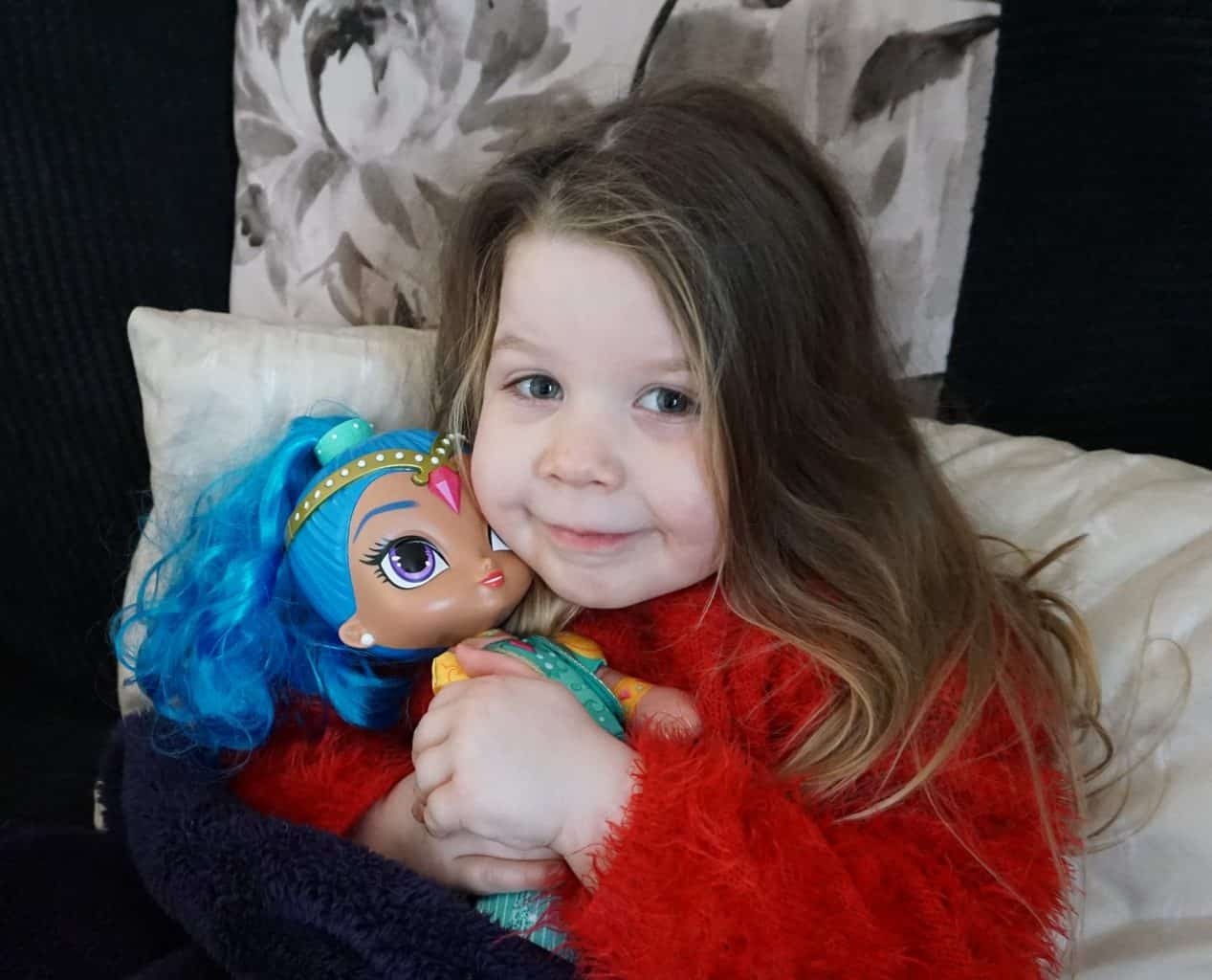 shimmer and shine toys