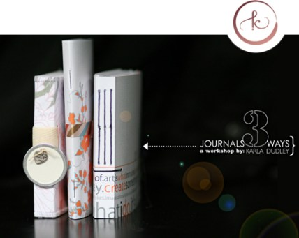 KD journals workshop