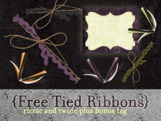 freebie tied ribbon3