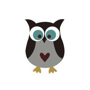 Download Freebie: Owl SVG File - Scrap Booking