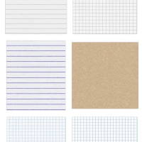 Freebie: Seamless Notebook Textures
