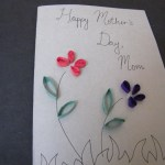 Mother's Day Card from Artists Helping Children