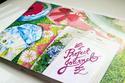 Free printable Spring Papers and an Art Journal Tutorial from Craft a Doodle Doo