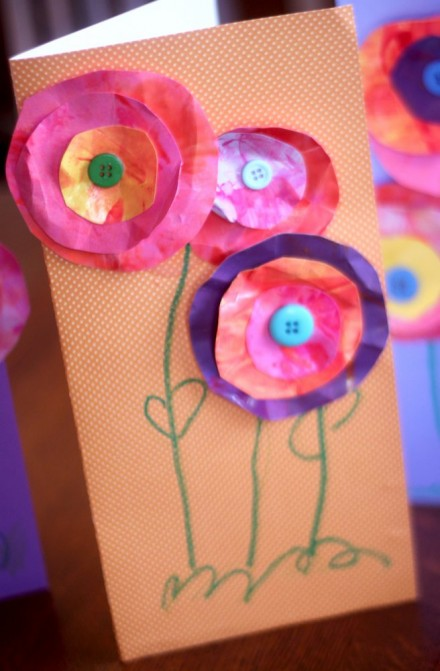 Mother's Day Craft for Kids to make from Hands On As We grow
