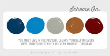 JSprague-Colour Scheme On Launch