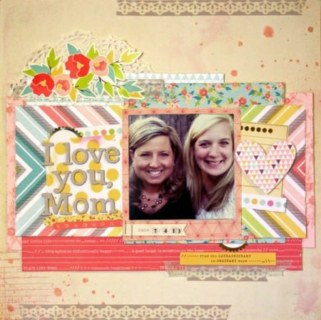 Inspiration du Jour - I Love You, Mom by alisonleigh21